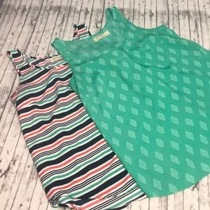 Two for One Tank Top Set